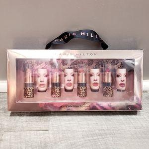 💄💋 Paris Hilton City Matte Lip Vault Set of 4
